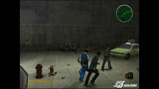 NARC PlayStation 2 Gameplay - Red Light District