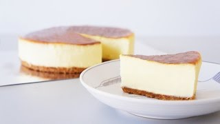 重乳酪蛋糕 紐約起司蛋糕 New York cheesecake