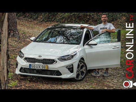 EST� BEM DIFERENTE | KIA CEED 2018 [Review Portugal]