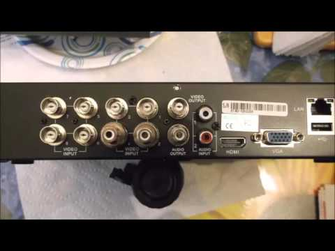 Night owl CCTV DVR Hard Drive Mystery