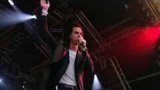Nick Cave - Red Right Hand (Live Glastonbury 1997).avi