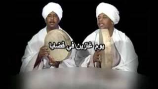 فوق مطايا كلمات حاج الماحي اداء اولاد حاج الماحي