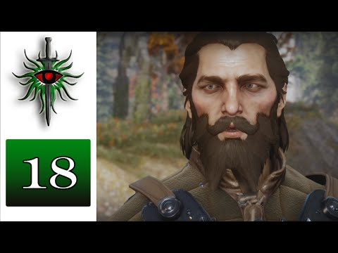 Let's Play Dragon Age: Inquisition (Blind) - 18 - Epic Beard