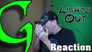 lights out reaction video 1080p hd