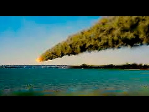 """ASTEROID Just Hit EARTH! * Warning! * MEGA TSUNAMI is COMING!"""