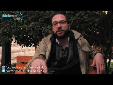 """Nasri Atallah Interview: """"Our Man In Beirut"""" From Blog to Book"""