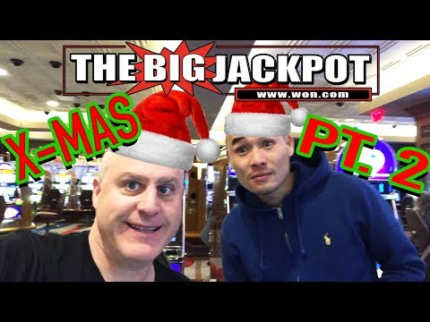 🎅🏽 Christmas Huge Slot special with The Big Jackpot 🎄