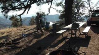 1ST Annual Central Coast [California] Bushcraft Outing