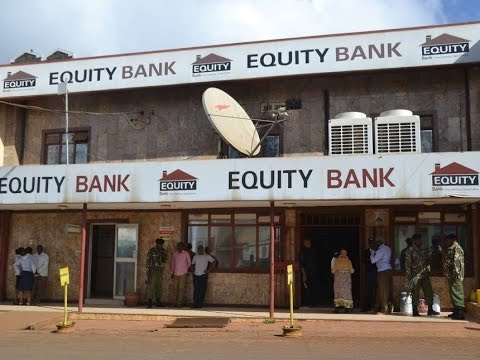 Suspects arrested for movie-like Kayole Equity Bank robbery