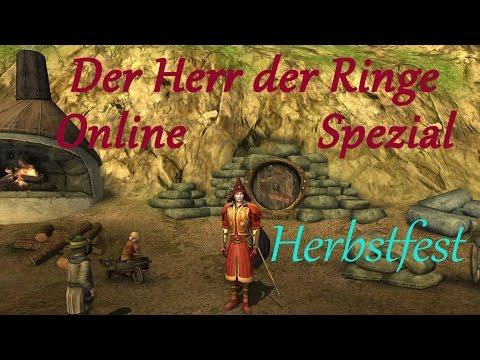various colors detailed look delicate colors Der Herr der Ringe Online Spezial: Das Herbstfest - YouTube
