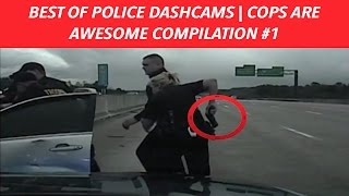BEST OF POLICE DASHCAMS | COPS ARE AWESOME | POLICE JUSTICE COMPILATION #1