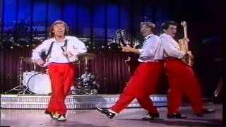 Racey in der DDR - Lay Your Love On Me/Some Girls/Boy Oh Boy 1980