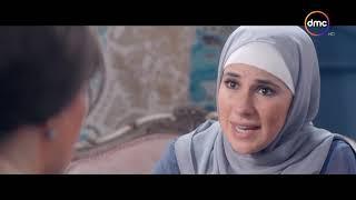 """""""مسلسل إلا أنا- هاجر بالدموع """"أسامح إبنك على إيه على إنه رمى بنته ولا إنه طلع مدمن إبنك دمرلي حياتي"""