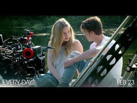 """EVERY DAY """"Book to Film"""" Behind-the-Scenes Clip"""