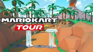 Mario Kart Tour - Part 47: NEW JUNGLE TOUR CUPS! | Jungle Tour (Android & IOS)