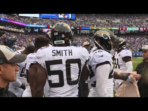 Sounds of the Game: Jacksonville Jaguars vs. New York Giants