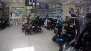 We have a Huge Selection of Power Scooter - Visit Our Showroom