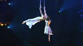 Воздушный гимнаст (Цирк Дю солей)