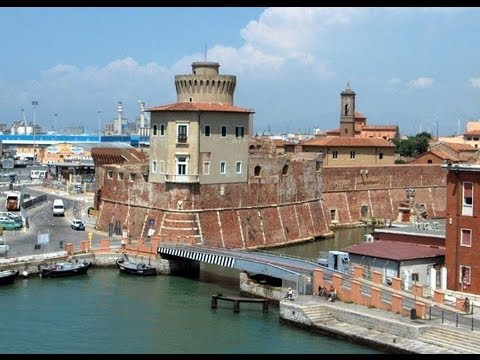 Italy - Port of Livorno (Villages of Cinque Terre)