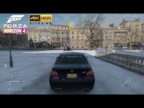 Forza Horizon 4 - BMW M5 E60 Gameplay (4K 30FPS HDR) - YouTube