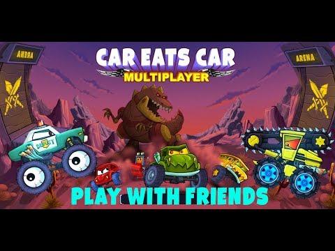Beetle Car Eats Car 3 Supercars Gallery