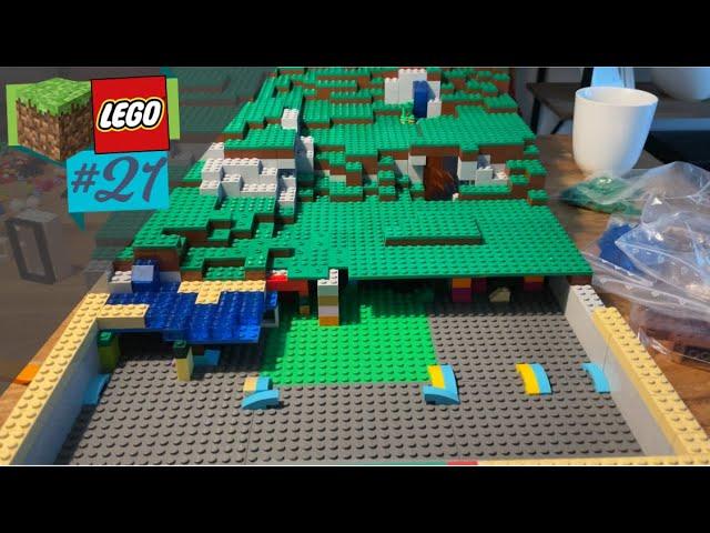 LEGO® X Minecraft World #21 - Willkommen in der Wüste!