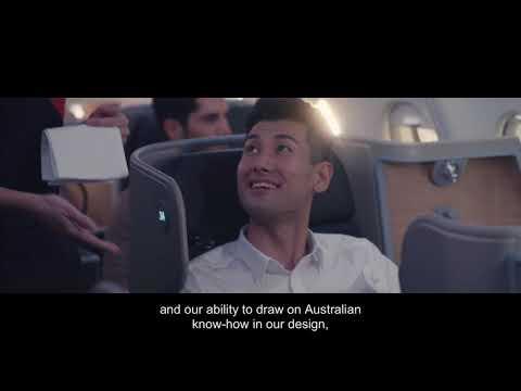 Qantas Dreamliner: Great Southern Land