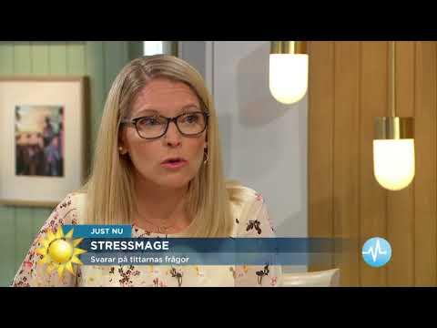 Så blir du av med din stress- och IBS-mage - Nyhetsmorgon (TV4)