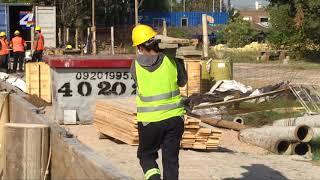 Avanza la construcción de viviendas en el predio de la exfábrica Paylana