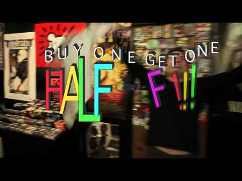 Flipside's Record Store Day Commercial