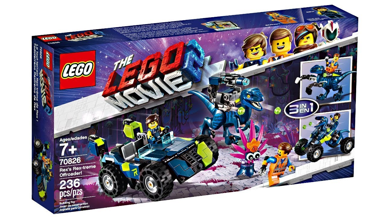the lego movie 2 winter 2019 sets so much new stuff. Black Bedroom Furniture Sets. Home Design Ideas
