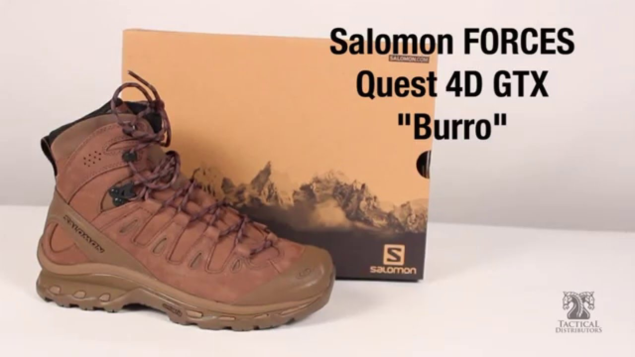 quality design d6f57 8d4ad Tactical Distributors Announces Pre-Orders for 2016 Salomon ...