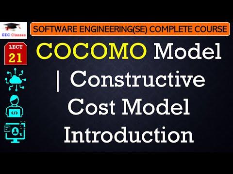 Cocomo model constructive cost model introduction software cocomo model constructive cost model introduction software engineering lectures ccuart Images