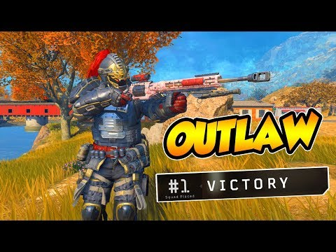 CoD BLACKOUT | i CAN GET DOWN WiTH THE OUTLAW!!! (HiGH KiLL SOLO GAME)