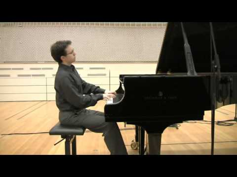 Andrei Banciu plays Beethoven Sonata op  111