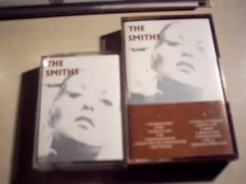 Vinyl video#9 The Smiths Rank