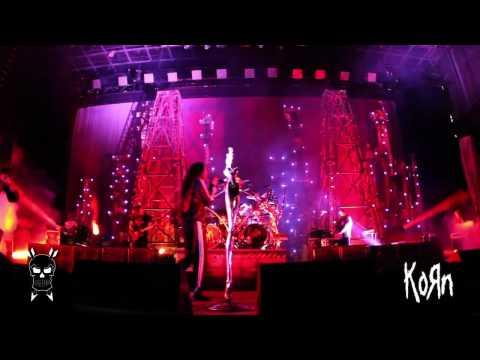 KORN at Mayhem Festival 2010 - Oildale | Stolen From Church