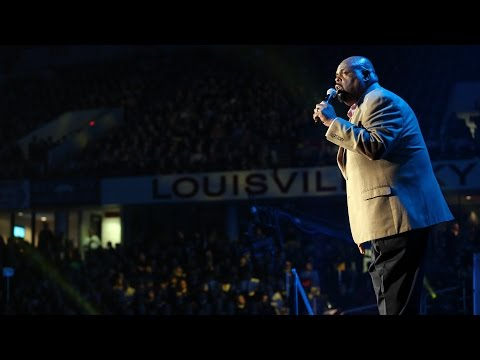 Rick Rigsby - Keynote Speaker - 88th National FFA Convention & Expo