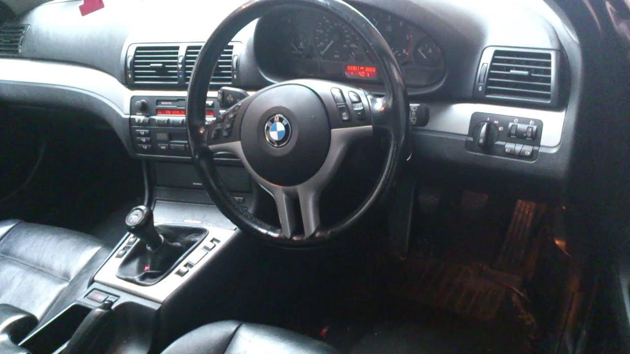 bmw 320d review 2002 uk spec youtube. Black Bedroom Furniture Sets. Home Design Ideas