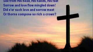 When I Survey The Wondrous Cross - Fernando Ortega