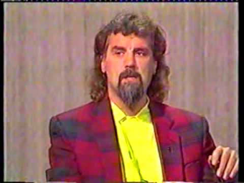 Billy Connolly interviewed