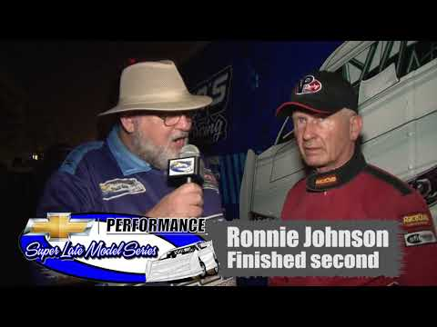 Chevrolet Super Series Top 3 Interviews Dixie Speedway 9-1-18