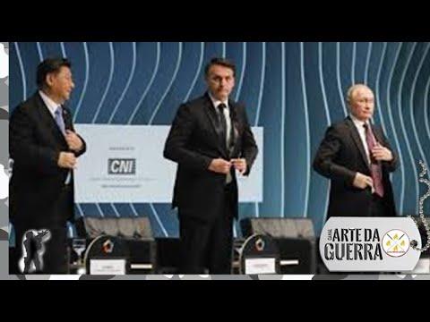 Putin, Bolsonaro e Xi Jinping: os próximos a serem desestabilizados ?