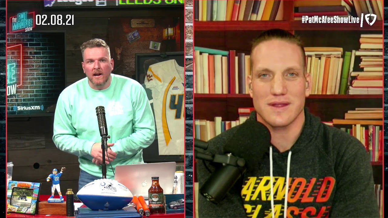 The Pat McAfee Show | Monday February 8th, 2021 - download from YouTube for free