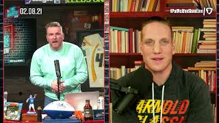 The Pat McAfee Show | Monday February 8th, 2021