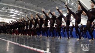 Rockettes Unleashed: Secrets to Their Legs, Kicks