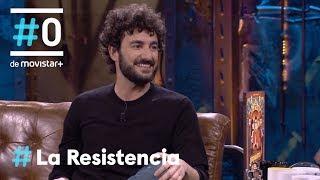 LA RESISTENCIA - Entrevista a Miki Esparbé   #LaResistencia 14.02.2019