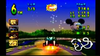 Walt Disney World Magical Racing Tour:  Tomorrowland Speedway