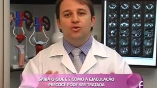 DR. EUFÂNIO ESTÉFANO SAQUETI - COMO TRATAR A EJACULAÇÃO PRECOCE