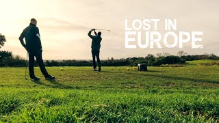 Golf, Van Chat And Funny Parkups ... Lost In Europe //182